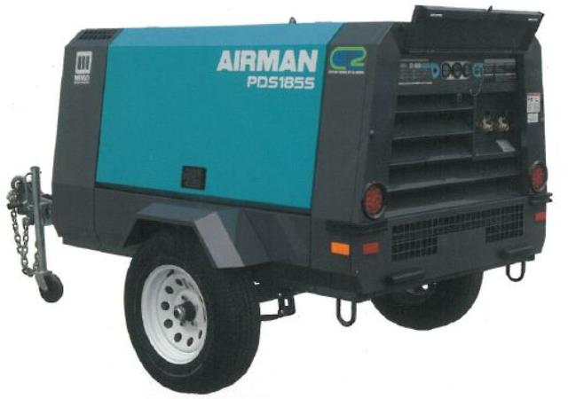Where to find AIR COMPRESSOR, 185 CFM in Boise