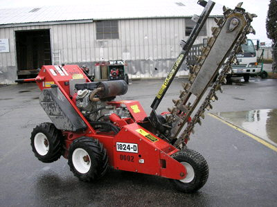 Where to find TRENCHER, BARRETO 4WD 42 in Boise