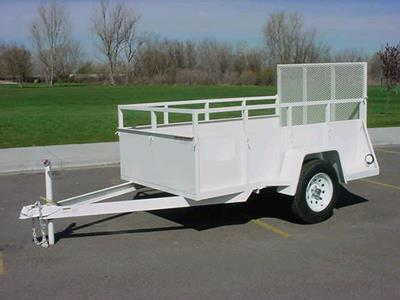 Where to find TRAILER, BOX 5 X8  W RMP 1500 in Boise