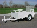 Where to rent TRAILER, BOX 5 X8  W RMP 1500 in Boise ID