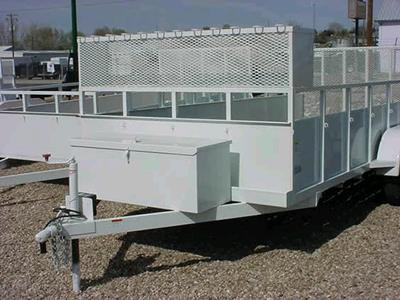 Where to find TRAILER, BOX 6 X12  TANDEM AXL in Boise