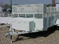 Where to rent TRAILER, BOX 6 X12  TANDEM AXL in Boise ID