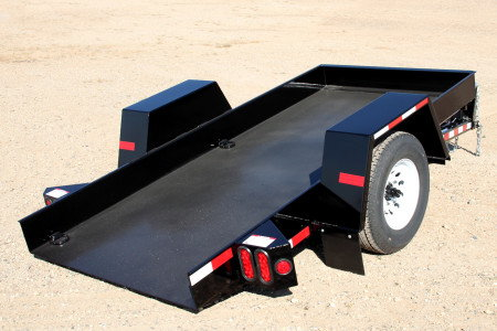 Where to find TRAILER, SINGLE AXLE W BRAKES in Boise