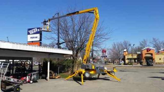 Where to find MANLIFT, 55  SELF PROPELLED in Boise
