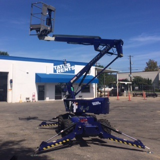 Where to find MANLIFT, 34  SELF PROPELLED in Boise